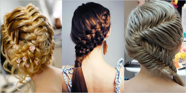 причёски на 1 сентября на средние волосы фото 9 класс